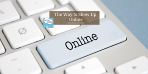 127 TW The way to show up online