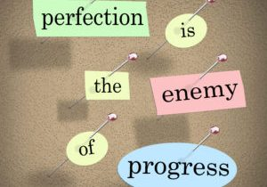 From Perfectionist to Progress by Identifying Triggers